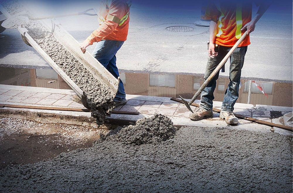 Бетонной смесью ремсостав для бетона леруа мерлен купить
