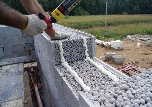 Керамзитобетон в строительстве римским бетон