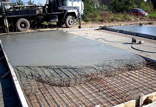 Тощий бетон отличие от бетона мегалит бетон отзывы