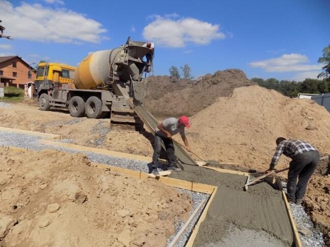 Купить тощий бетон с доставкой в москве вазон из фибробетона