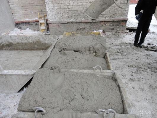 Строительный раствор марка увлажнение бетона