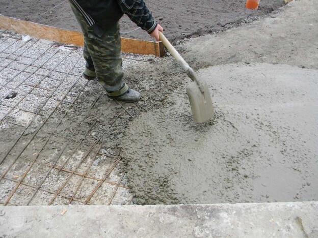 бетон котельники