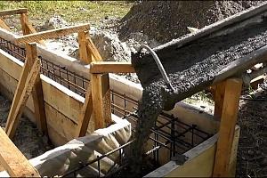 стоимость куба бетона для фундамента в москве